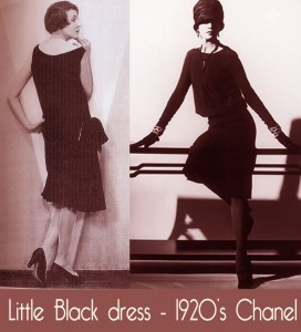 little-black-dress---1920s-Chanel