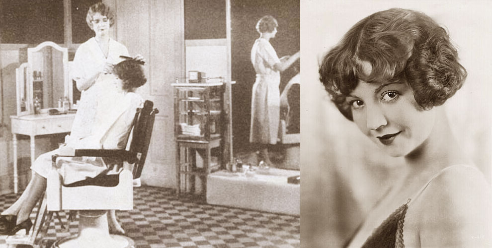 1920 S Hair Styles: History Of Womens Fashion -1900 To 1969