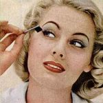 Vintage 1950's Eye Makeup Glamour Tips