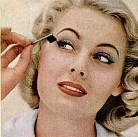 1950s Makeup Tips