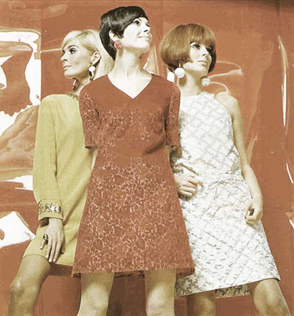fashion in 60s essay