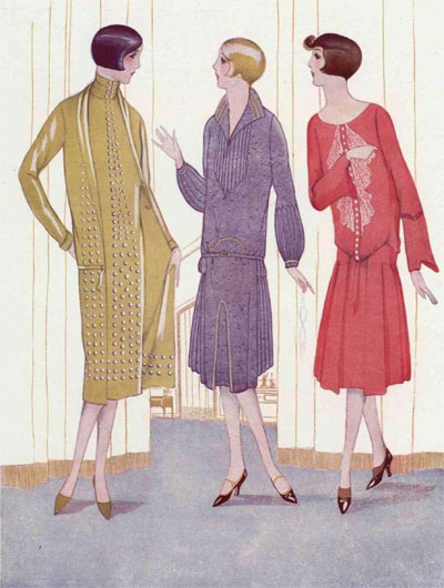 Chicboutique A Short History Of Women S Fashion 1900 To 1969