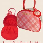 Besame's Classic Cosmetics Travel Bag