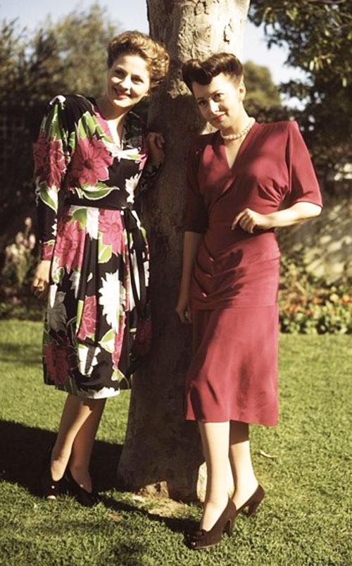 World War Fashion Impact in the 1940s | Glamour Daze - photo #46