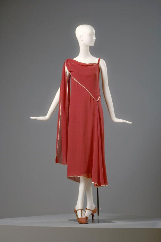 Chanel evening dresses