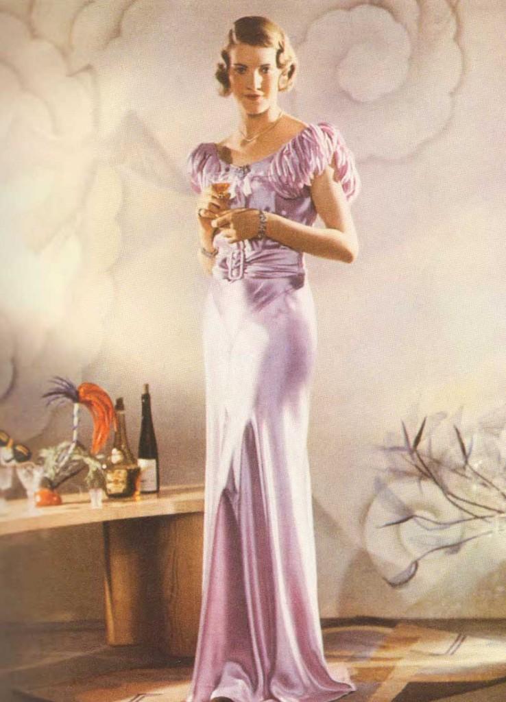 Модные платья в стиле Чикаго и Америки 30-х годов представлены на фото и в В таких как на фото платьях в стиле