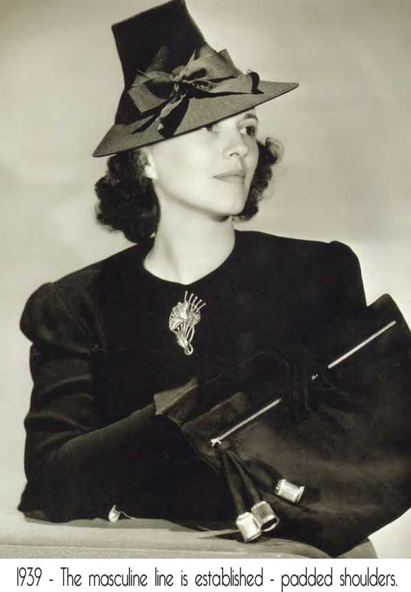 Essay 1940 S Fashion: The Golden Age Of Glamour