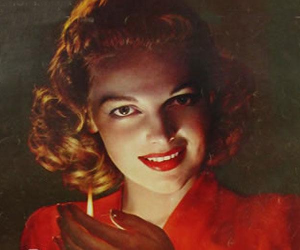 The Four Keys To Beauty For Wartime Women | Glamourdaze