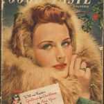 British War Time Christmas Beauty Tips for Women in 1941
