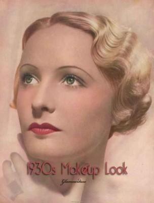 1930s-makeup-look
