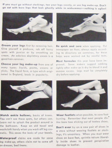 1940s-cosmetic-stockings-application