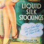 1940's Wartime Fashion – Paint your own stockings!