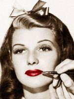 the history of makeup lipstick allure