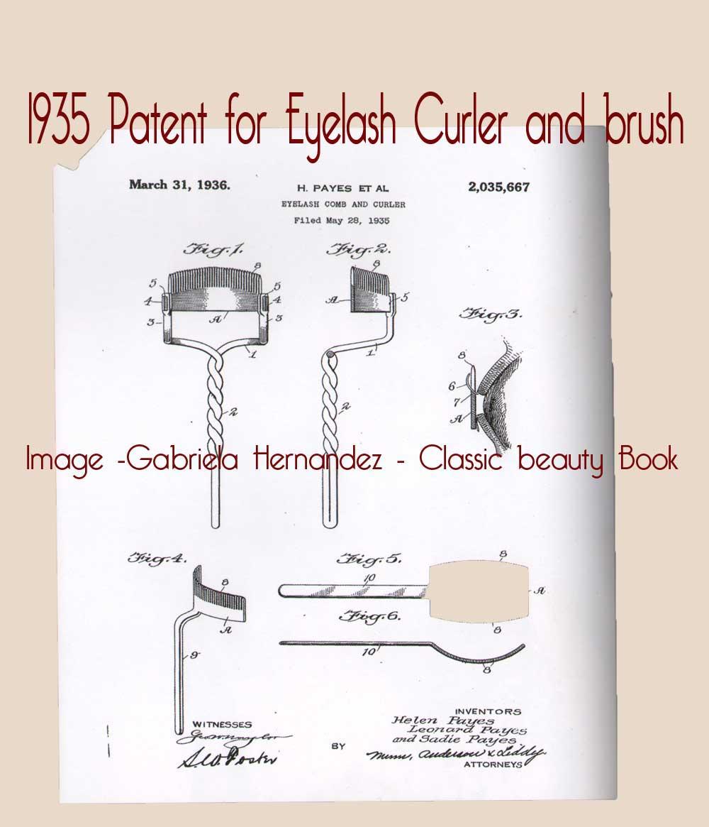 1935-eyelash-curler-patent