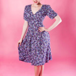 40s-Tea-Dress---Purple-Ditsy
