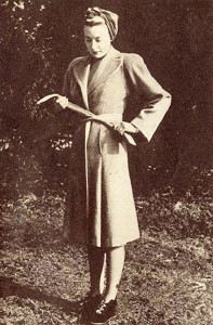 Deborah-Kerr-models-a-1940s-Derata-Utility-coat