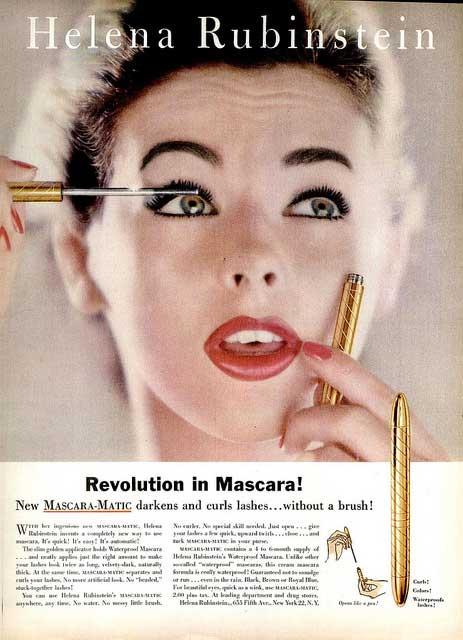 a brief history of eye makeup glamourdaze. Black Bedroom Furniture Sets. Home Design Ideas