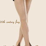 Retro-Contrast-Seamed-Tights