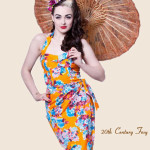 Tiki-Fever-Sarong-Dress