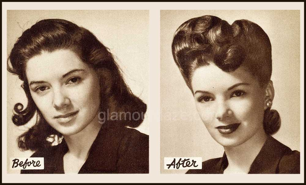 12 Steps To A 1940's Hollywood Makeover