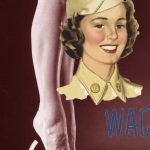 1940's Womens Army Corps – Leg and Feet Exercises
