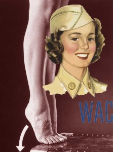 1940s-Womens--Army-Corp---Leg-and-Feet-Exercises---Life-Magazine