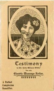 Edwardian-Beauty---1908-Face-Massager.