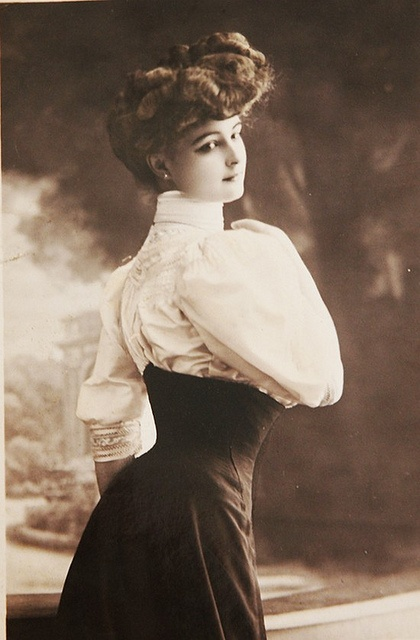 The Real Gibson Girls Glamour Daze