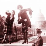 Women of 1917 – The First Flappers !
