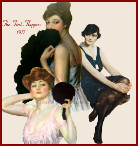 The-Origin-of-the-Flapper---1917