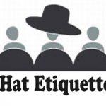 Vintage Hat Etiquette Guide