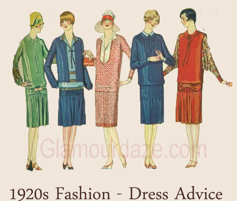 1920 Fashion Women Dresses Images Galleries With A Bite