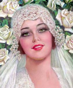 1920s-style-Juliet-Cap-Veil