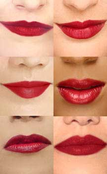Besame lipsticks ---cherry-red