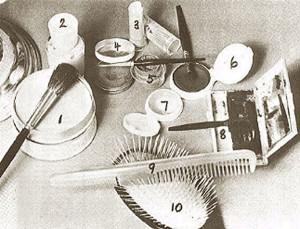 PATTIE-BOYDS-1960S-MAKEUP-TOOLS