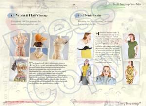 Vintage Shopping Online The 100 Best Stores Glamourdaze