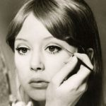 1960's Eye Makeup Tips – from Sixties model Pattie Boyd