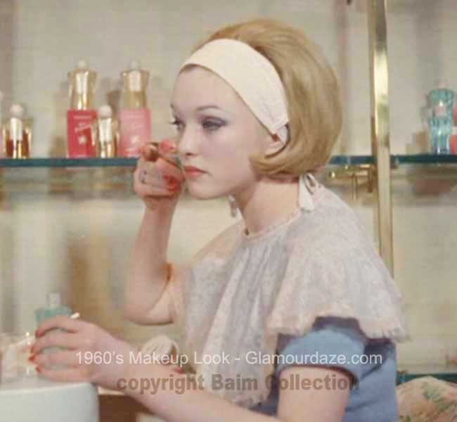 History of 1960s Makeup | Glamour Daze