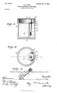 1901--cosmetic-container-and-brush-applicator