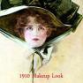 1910-Makeup-look