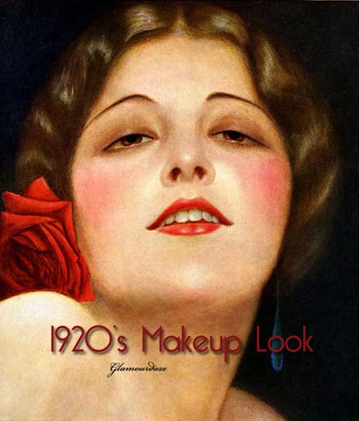 The History of 1920s Makeup | Glamourdaze
