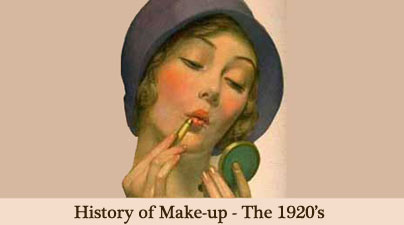 history of makeup essay