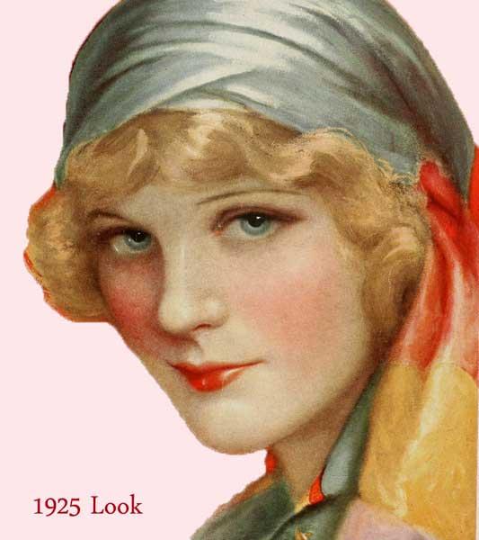 1925-makeup-Look
