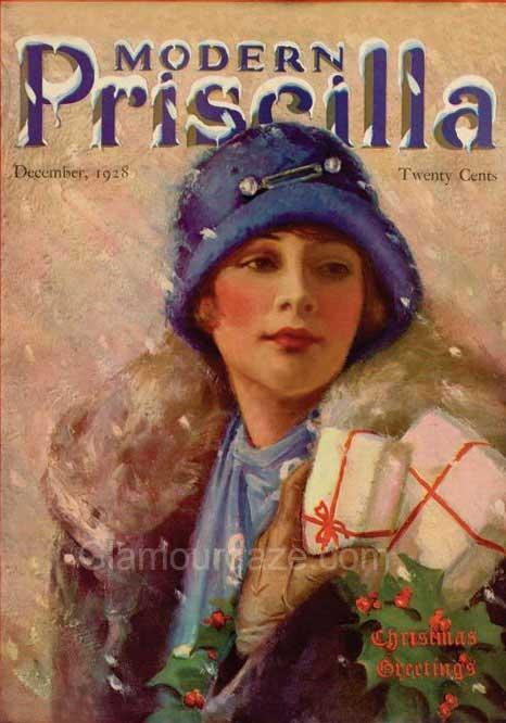 1928 makeup Look