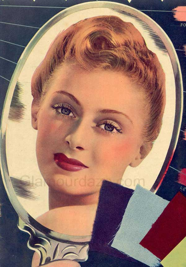 The History Of 1930s Makeup Glamour Daze