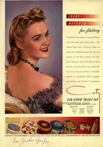 1940s-Coty-makeup-advert