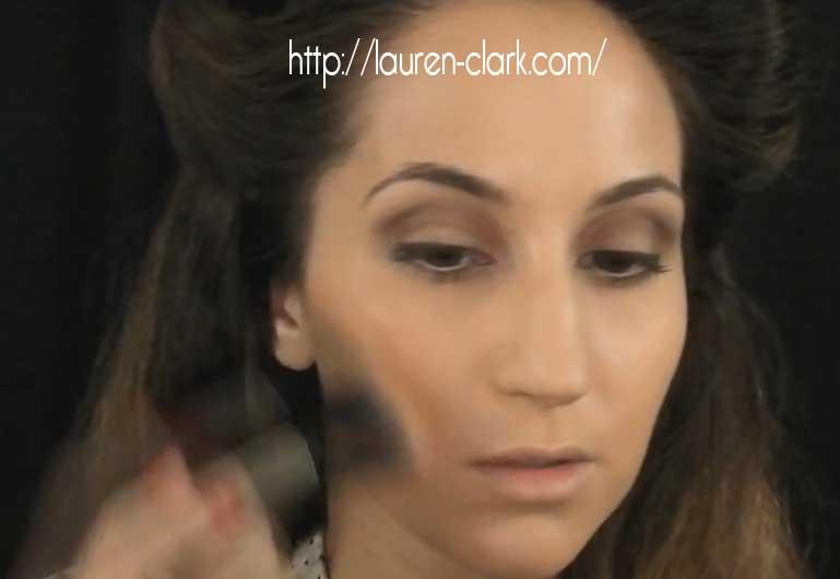 1940's Makeup – Easy Tutorial by Lauren Clark | Glamourdaze