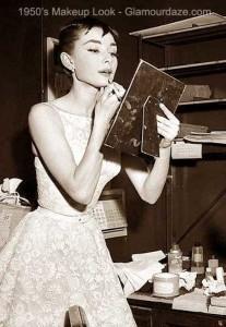 Audrey-Hepburn-lipstick-1953