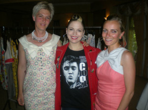 Jane Skovgaard , Imelda may and Charlotte Cargin