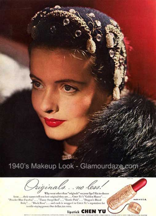 Chenyu-makeup-1944-advert